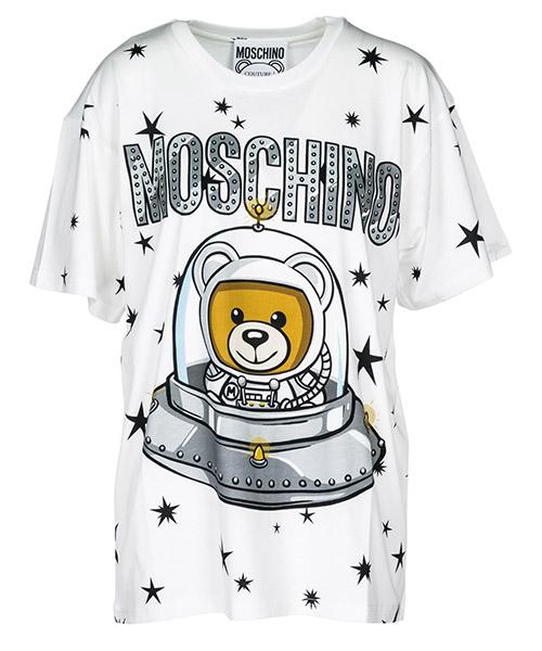 Camiseta Moschino A070354401002 white