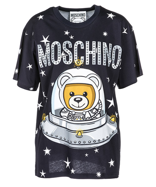 T-shirt Moschino A070354401555 black