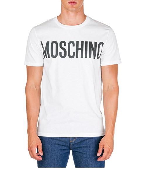 T-shirt Moschino a070552401002 bianco
