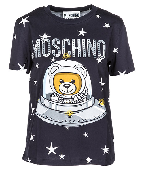 T-shirt Moschino A070554401555 black
