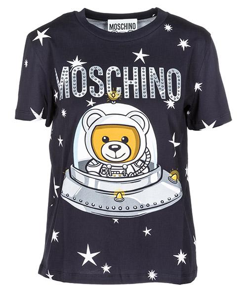 Camiseta Moschino A070554401555 black