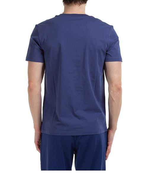 Herren t-shirt kurzarm kurzarmshirt runder kragen double question mark regular fit secondary image