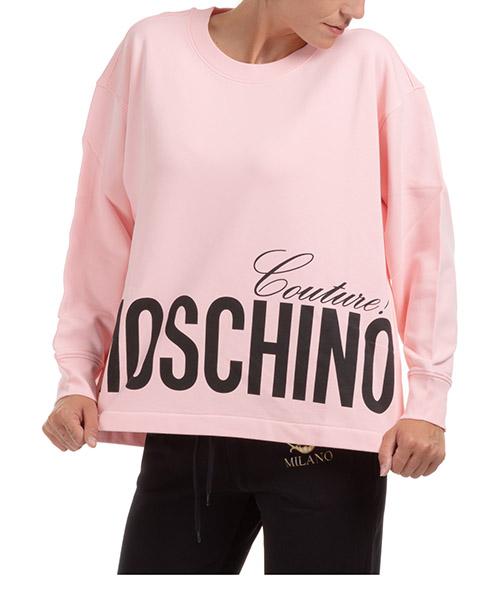 Sweatshirt Moschino a170405271242 rosa