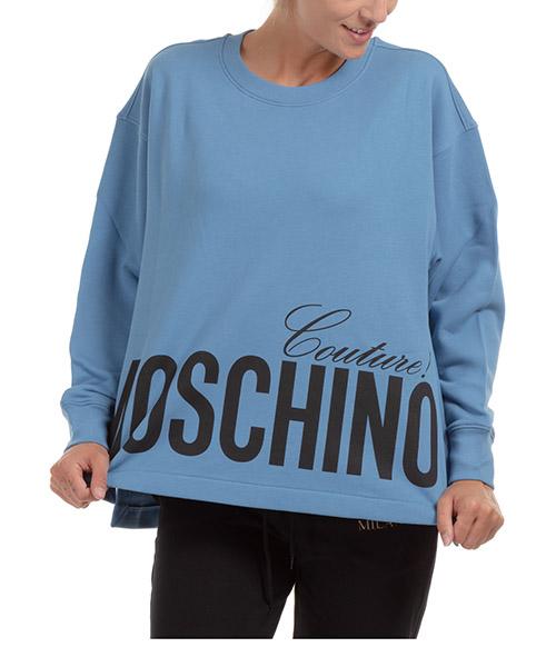 Sweatshirt Moschino a170405271301 azzurro