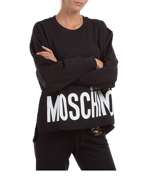 Sweatshirt Moschino a170405271555 nero
