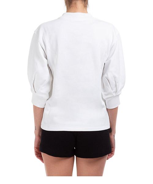 Damen sweatshirt pulli frame teddy bear secondary image