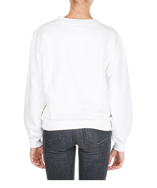 Damen sweatshirt pulli roman double question mark secondary image