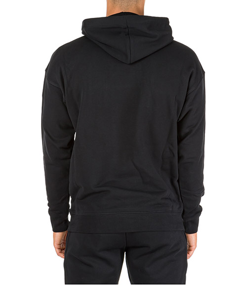Sweat shirts à capuche homme over fit secondary image