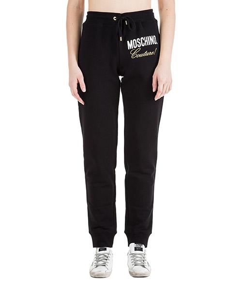 Pantalones deportivos Moschino J0316 0527 6555 nero