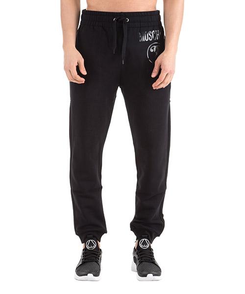 Pantalones deportivos Moschino J03200227555 nero