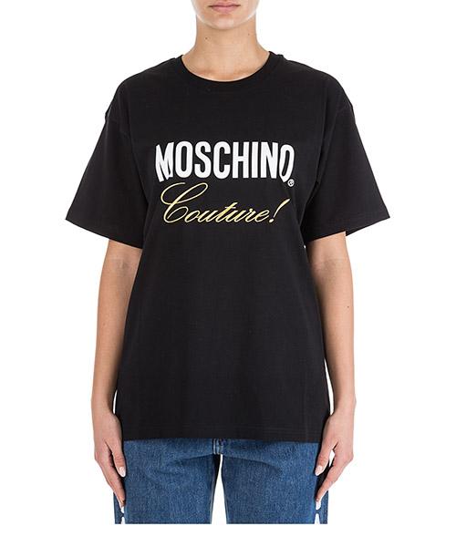 T-shirt Moschino J070405406555 nero