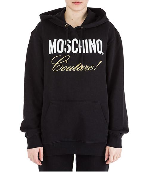 Sweatshirt Moschino J170505276555 nero