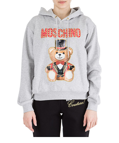 Sweat Moschino V170405272485 grigio