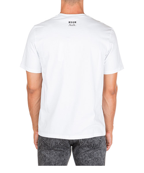 T-shirt manches courtes ras du cou homme turbo secondary image