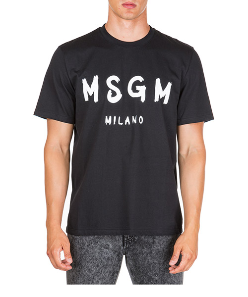 T-shirt MSGM 2740MM97 195797 99 nero