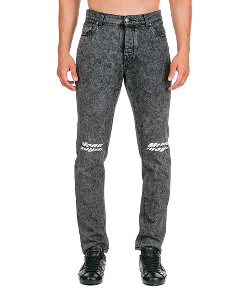 Jeans MSGM 2740MP49LX 195593 99 nero