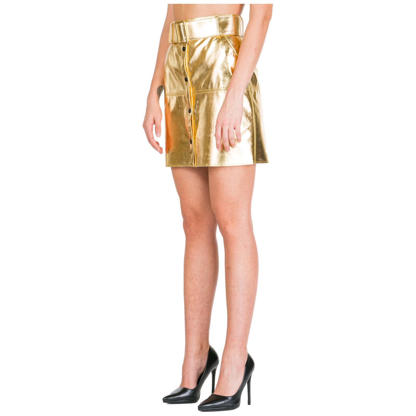 Minifalda de mujer falda corta