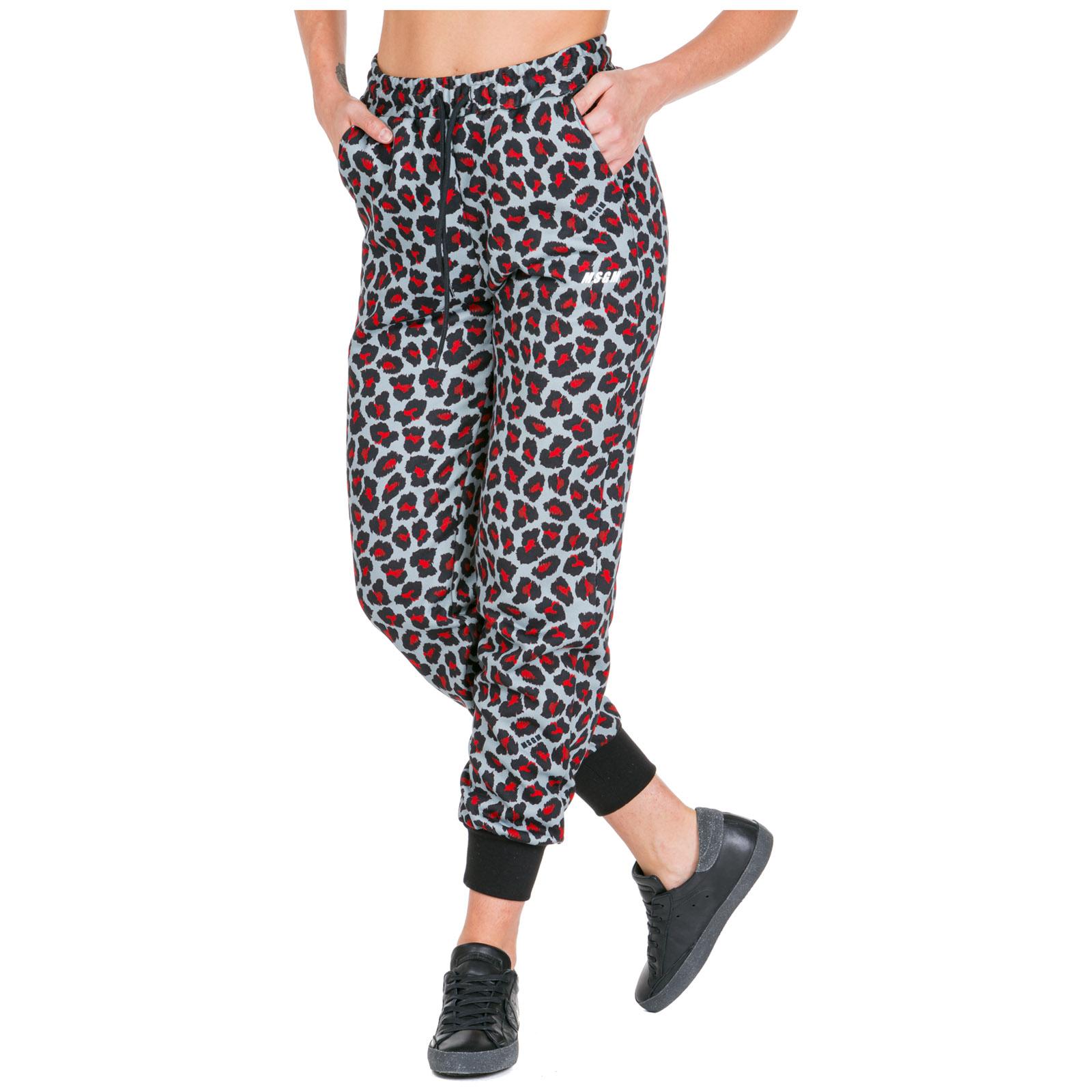 Msgm Pants Women's sport tracksuit trousers