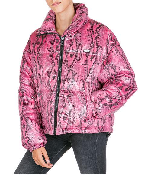 Down jacket MSGM 2741MDH22 195607 rosa