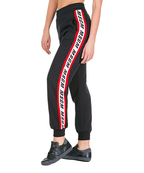 Tracksuit bottoms MSGM 2741mdp62 195799 99 nero