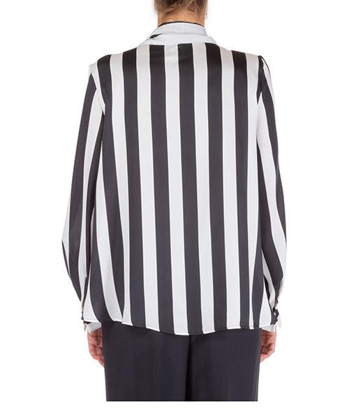 Camicia donna maniche lunghe blusa secondary image