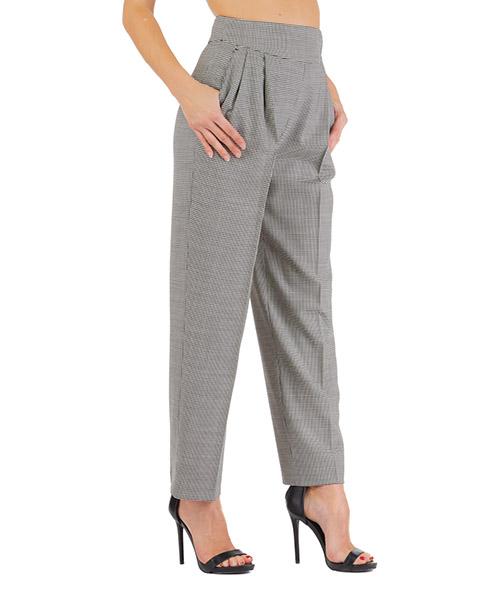 Trousers MSGM 2742mdp112a 195813 grigio