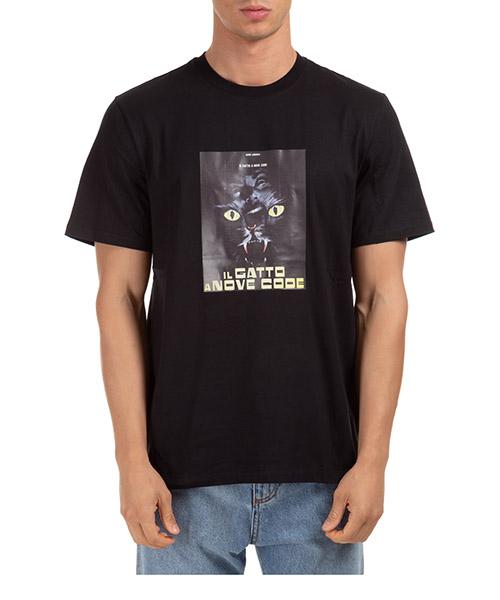T-shirt MSGM dario argento x 2940MM20699 nero