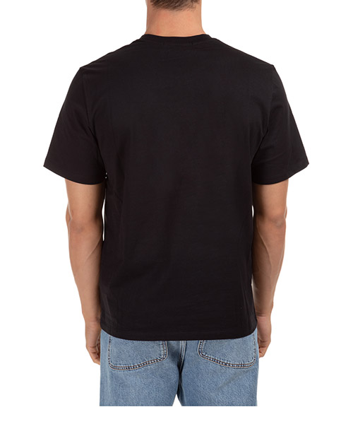 Herren t-shirt kurzarm kurzarmshirt runder kragen logo secondary image