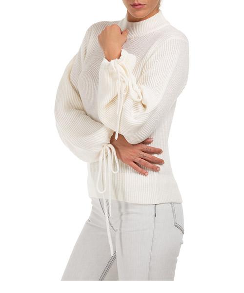 Suéter MSGM 2941MDM13202 bianco