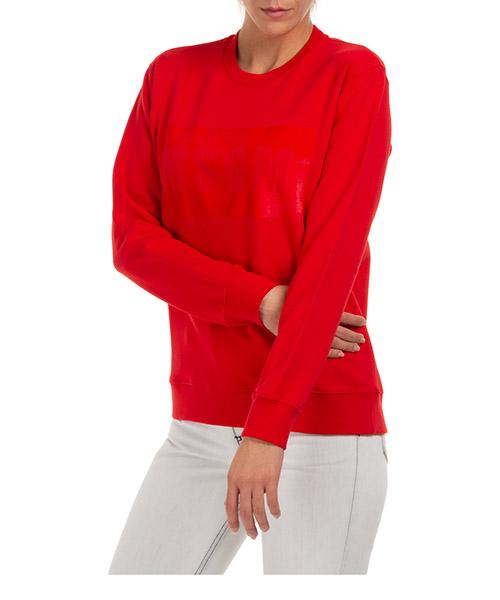 Sweatshirt MSGM 2941mdm16818 rosso