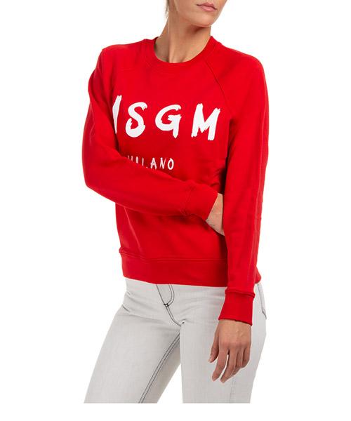 Sweatshirt MSGM 2941mdm8918 rosso