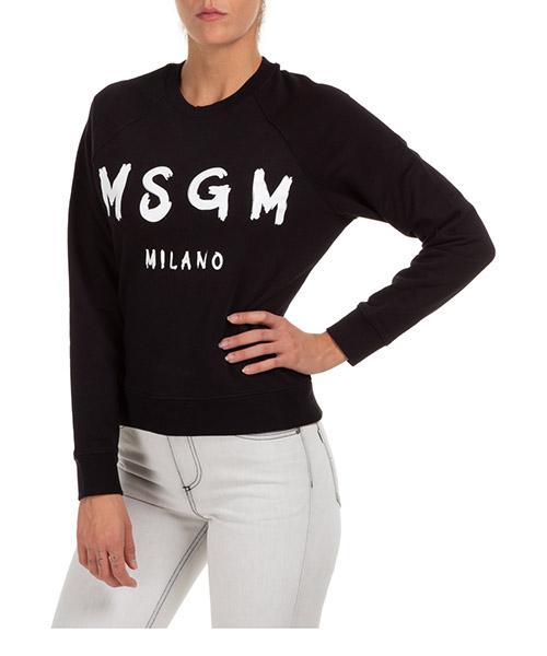 Sweatshirt MSGM 2941mdm8999 nero