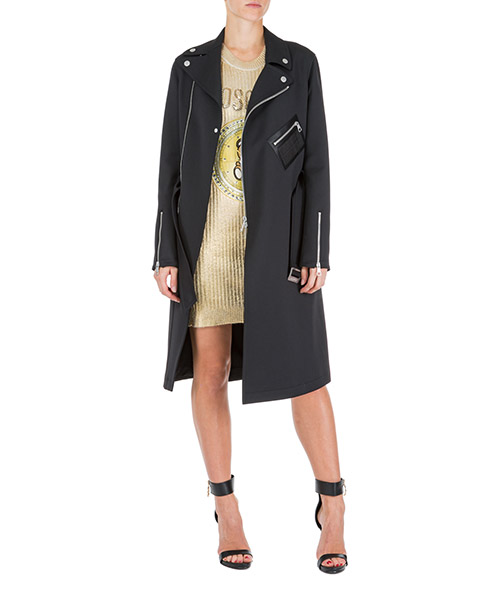 Coats Neil Barrett NCA233CM138C 01 black