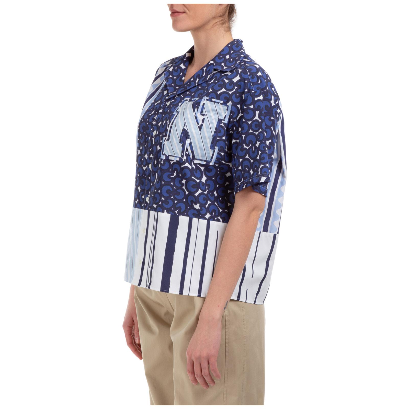 Women's shirt short sleeve