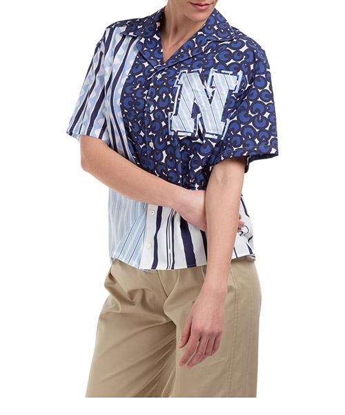 Short sleeve shirts Neil Barrett NCM295CBN153C 2622 blu