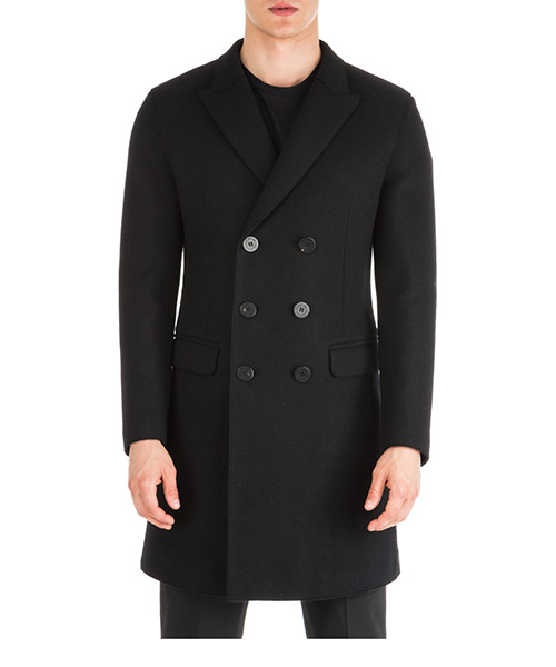 Coats Neil Barrett PBCA245ZM073 1 black