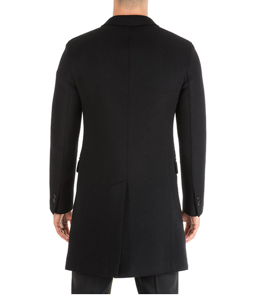 Men's double breasted coat overcoat  skinny fit secondary image