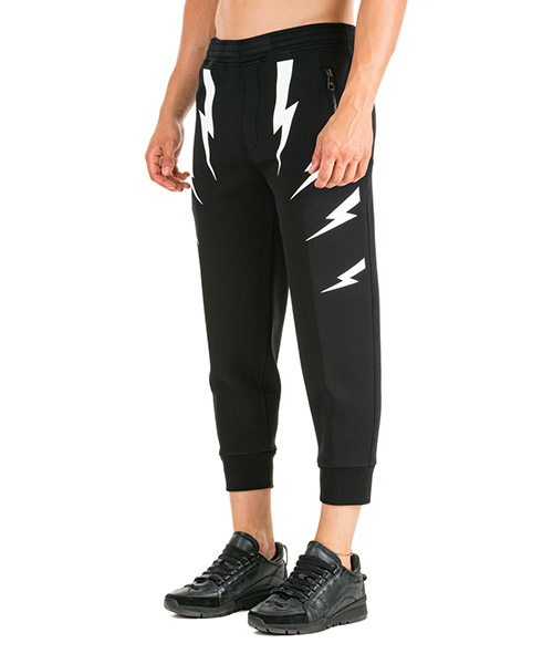 Pantaloni tuta uomo tiger bolt skinny fit secondary image