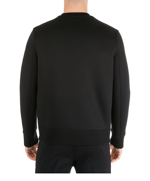 Men's sweatshirt sweat  rap-nox slim secondary image