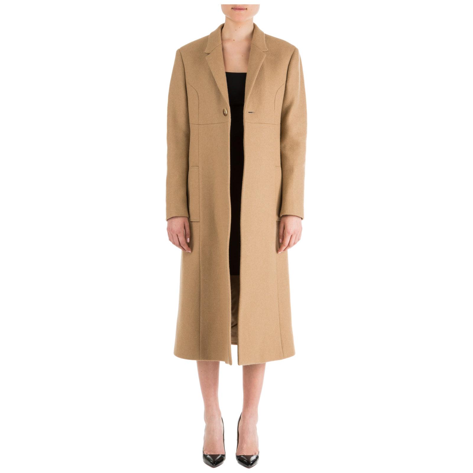 size 40 7e126 94a9a Cappotto donna in lana