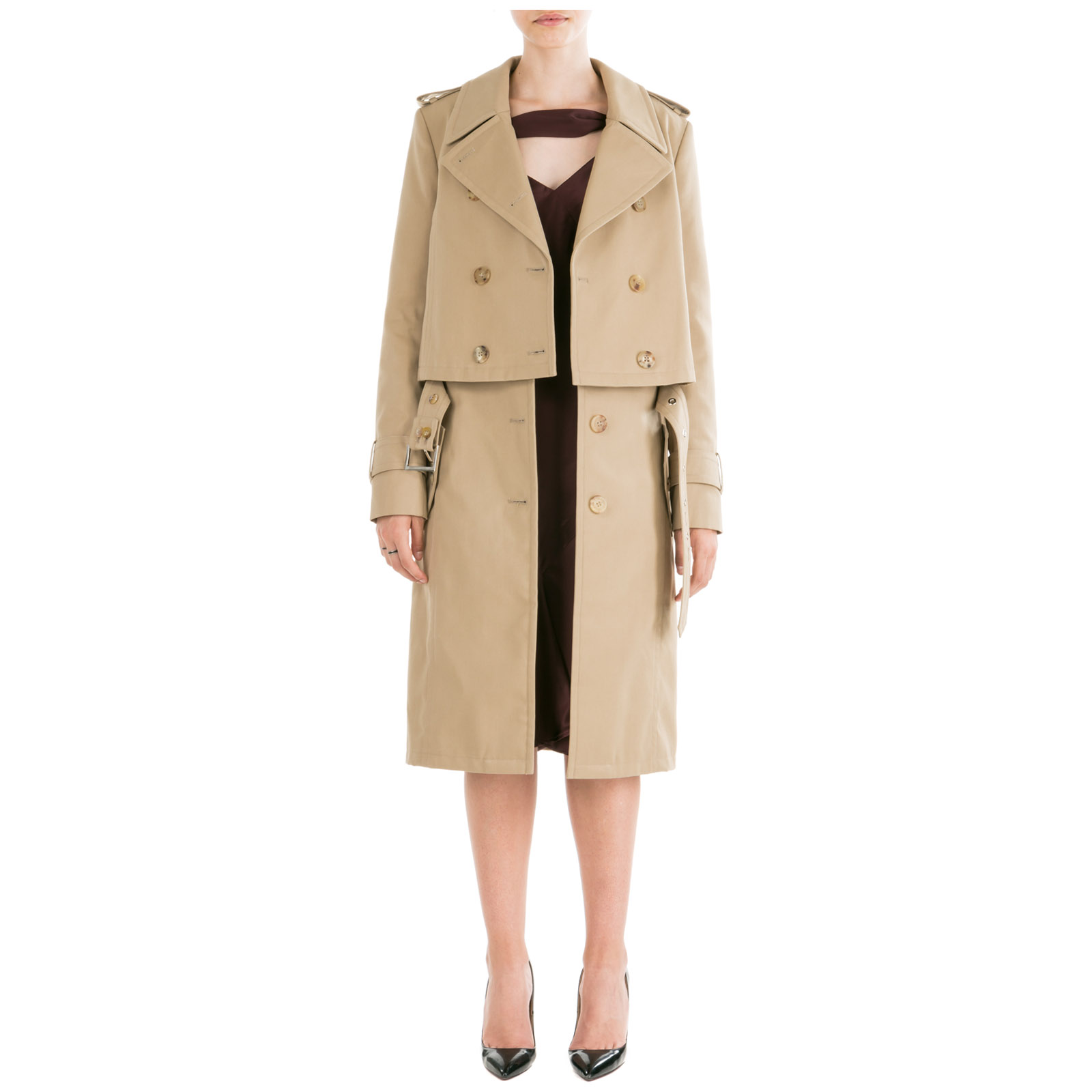 buy popular 2c667 e3923 Impermeabile trench donna
