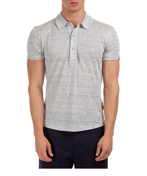 Poloshirt Orlebar Brown sebastian 271840 grigio