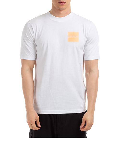 T-shirt Outhere lunar 01M102-636 bianco