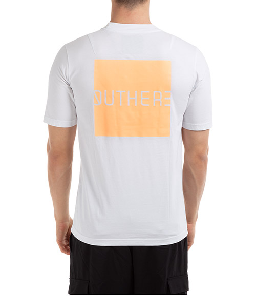 Men's short sleeve t-shirt crew neckline jumper lunar secondary image
