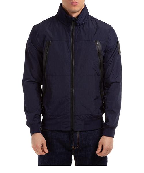 Jacket Outhere 01M54922378 blu