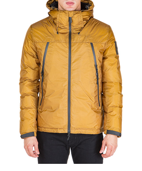 Down jacket Outhere ripstop warp 15 92m501-214 53 marrone