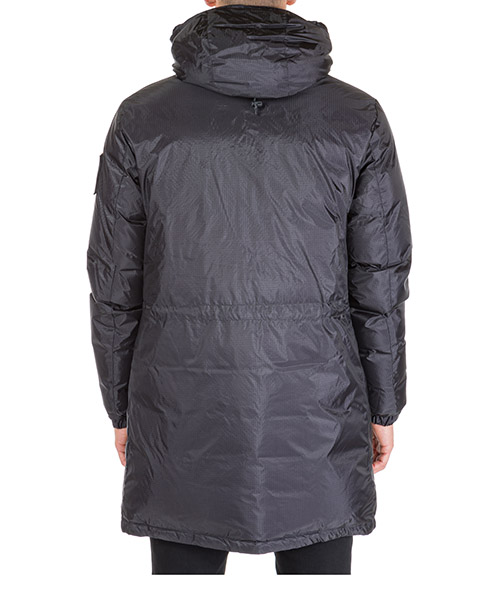 Men's long outwear down jacket blouson ripstop warp 15 secondary image