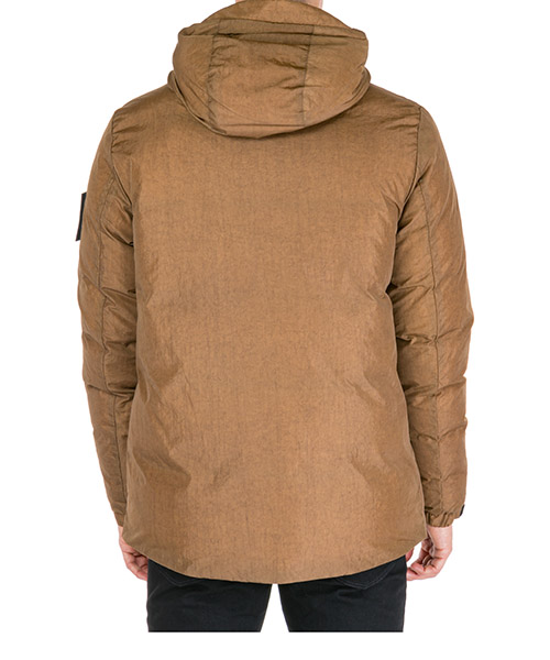 Men's outerwear down jacket blouson hood ripstop secondary image
