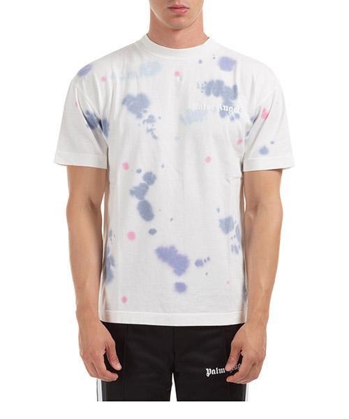 Herren't-shirt kurzarm kurzarmshirt runder kragen'tie dye new secondary image