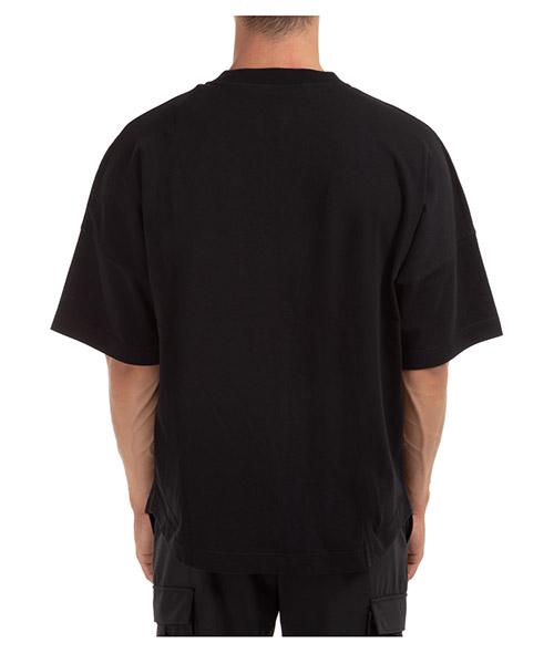 Herren't-shirt kurzarm kurzarmshirt runder kragen desert logo secondary image
